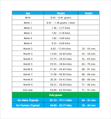 puppy weight chart template 28 images doc 585625 puppy growth