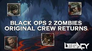 Agartha Map New Black Ops 2 Zombies Old Crew Returns In Fourth Dlc Secret