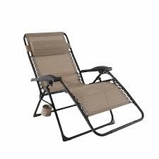 Patio Chaise Lounge Chair Hampton Bay Mix And Match Oversized Zero Gravity Sling Outdoor