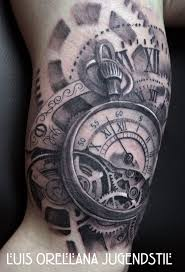 best 25 clock tattoos ideas on pinterest clock tattoo design