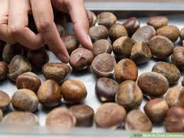 Roasting Chestnuts In Toaster Oven 4 Ways To Cook Chestnuts Wikihow