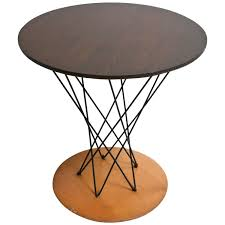 mid century modern knoll noguchi children side cyclone table at