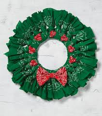 How To Make Wreaths How To Make Christmas Wreaths Red And Green Wreath Joann
