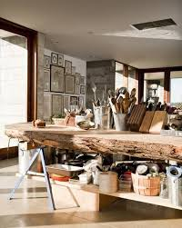 Natural Wood Kitchen Island 28 Best Creative Countertops Images On Pinterest Home Kitchen