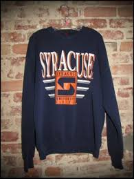 mens syracuse sweatshirt size large college sweatshirt large
