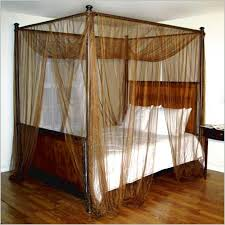 Bed Canopy Curtains Diy Four Poster Bed Canopy Home Design U0026 Remodeling Ideas