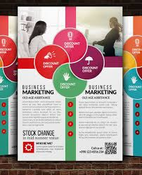 fliers templates 41 business flyer templates free psd illustrator format