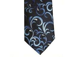 pattern black silk pack alfani men s silk neck tie black blue vine pack skinny 3 25 x 58