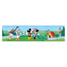 disney classic mickey mouse characters wall decal hayneedle