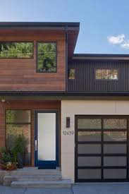 Updating Exterior Of Split Level Home - modern revisited