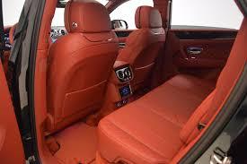 2017 bentley bentayga red interior 2018 bentley bentayga black edition stock b1281 for sale near