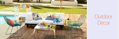 Patio Furniture And Decor by Modern Outdoor Decor Accents Your Patio Home Furniture And Patio