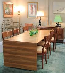 affordable dining room furniture contemporary teak dining table 6 teak dining chairs front 2 l