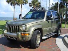 03 jeep liberty renegade jeep liberty ebay