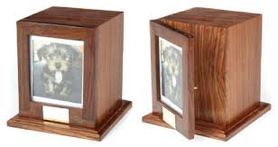 wooden pet urns bootle wooden pet urn pet keepsake box with photo frame