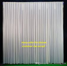 wedding backdrop curtains wedding backdrop cheap wedding background curtain dhgate