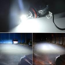Led Head Light Bulbs by Led Headlights H11 Led Headlight Bulbs 72w 36w Per Bulb 6000k