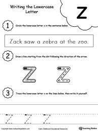 109 best homeschool letter zz images on pinterest preschool