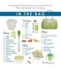 Best 25 Baby Must Haves by Best 25 Bag Checklist Ideas On Bag List