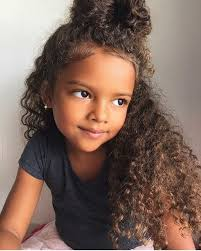 styles for mixed curly hair best 25 mixed girl hairstyles ideas on pinterest mixed
