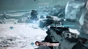Snow Map Whiteout Snow Map Call Of Duty Ghosts Gameplay Youtube