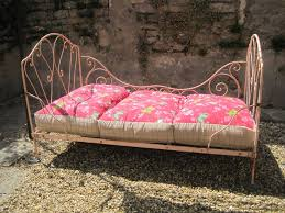 Wrought Iron Daybed Iron Daybeds For Sale Used Antique Bazzle Me