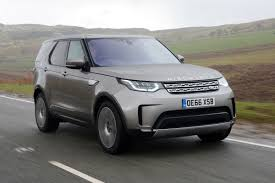 new land rover discovery 2017 review auto express