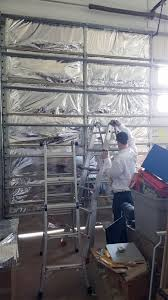 garage door phoenix garage door insulation phoenix valleywide greenlife energy experts