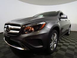 used mercedes suv for sale uncategorized used 2017 mercedes gla class suv pricing for