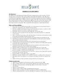 esthetician resume exle esthetician resume sle resume resume exles