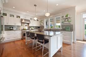 vancouver grey quartz countertops kitchen contemporary with metal