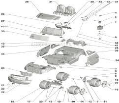 cadillac escalade replacement parts power wheels m9780 parts list and diagram ereplacementparts com