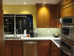 Kitchen Can Lights Recessed Lighting Kitchen Cabinets Home Design Health Support Us