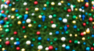free christmas tree ornament bokeh background u2014 jason collin