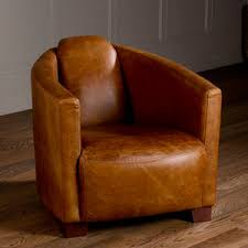 Leather Armchair Armchair Leather
