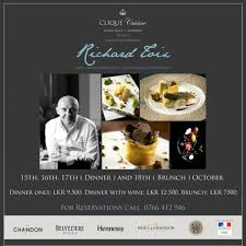 fa nce de cuisine food promotion at clique from 15th to 18th of october