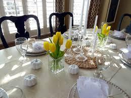 best dinner table setup ideas for your kitchen 7021 baytownkitchen