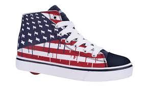 American Flag Shoes Amazon Com Heelys Mens Hustle American Flag Shoes