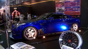 nissan gtr custom tokyo auto salon 2014 tuned gt rs