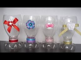 How To Make A Decorative - how to make a decorative cup with a recycled plastic bottle