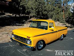 Ford Old Pickup Truck - 1966 ford f 100 pickup truck rod network