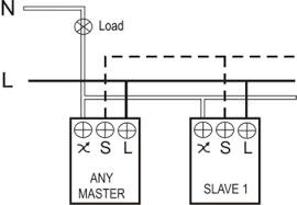 slave units wiring lightwaverf community