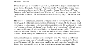 the new york times u0027s lawyer responds to donald trump the new