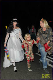 gwen stefani u0026 gavin rossdale dress up for halloween 2013 photo