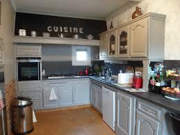 cuisine repeinte en gris cuisine repeinte en gris nouveau indogate design à la maison
