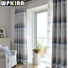 red striped curtains promotion shop for promotional red striped