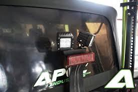 jeep jk led tail light bulb jeep apoc industries