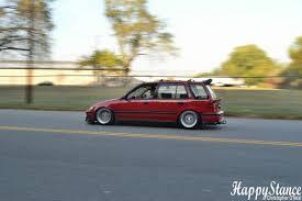 acura integra stance old swag pedro u0027s u002791 civic wagon