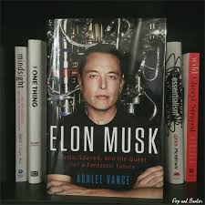 biography book elon musk book club review elon musk pop and banter