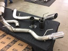 Ford Raptor Exhaust - galpin auto sports borla tech days ford raptor borlaborla